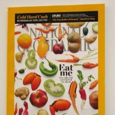 Coleccionismo de National Geographic: REVISTA NATIONAL GEOGRAPHIC MARZO 3 / 2016 EN INGLÉS SEYCHELLES ARTIC FOOD TSUNAMI MALALA YOUSAFZAI. Lote 184794077