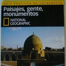 Coleccionismo de National Geographic: REVISTA NATIONAL GEOGRAPHIC FEBRERO 2 / 2006 GUÍA PRÁCTICA DE FOTOGRAFÍA PAISAJES GENTE MONUMENTOS. Lote 184799821
