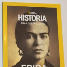 Coleccionismo de National Geographic: FRIDA KAHLO - NATIONAL GEOGRAPHIC - ESPECIAL. Lote 185924391
