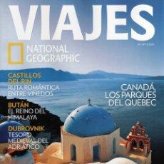 Coleccionismo de National Geographic: VIAJES NATIONAL GEOGRAPHIC N. 147 - EN PORTADA: ISLAS GRIEGAS (NUEVA). Lote 186083390