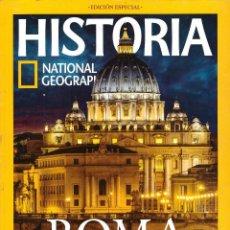 Coleccionismo de National Geographic: HISTORIA NATIONAL GEOGRAPHIC, EDICION ESPECIAL: ROMA - OFERTAS DOCABO. Lote 186255706