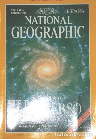 Coleccionismo de National Geographic: 12 Revistas National Geographic (Año 1999 completo) Edición española en idioma castellano - Foto 2 - 187309900