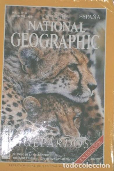 Coleccionismo de National Geographic: 12 Revistas National Geographic (Año 1999 completo) Edición española en idioma castellano - Foto 3 - 187309900
