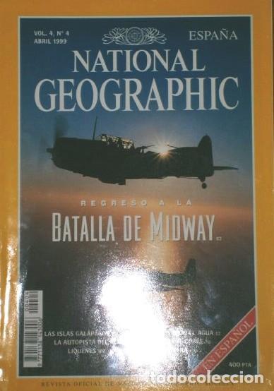 Coleccionismo de National Geographic: 12 Revistas National Geographic (Año 1999 completo) Edición española en idioma castellano - Foto 5 - 187309900