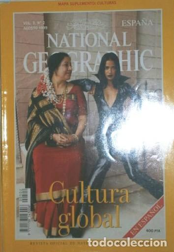 Coleccionismo de National Geographic: 12 Revistas National Geographic (Año 1999 completo) Edición española en idioma castellano - Foto 6 - 187309900