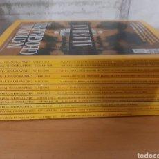 Coleccionismo de National Geographic: NATIONAL GEOGRAPHIC. 12 REVISTAS AÑO 2002. Lote 189994196