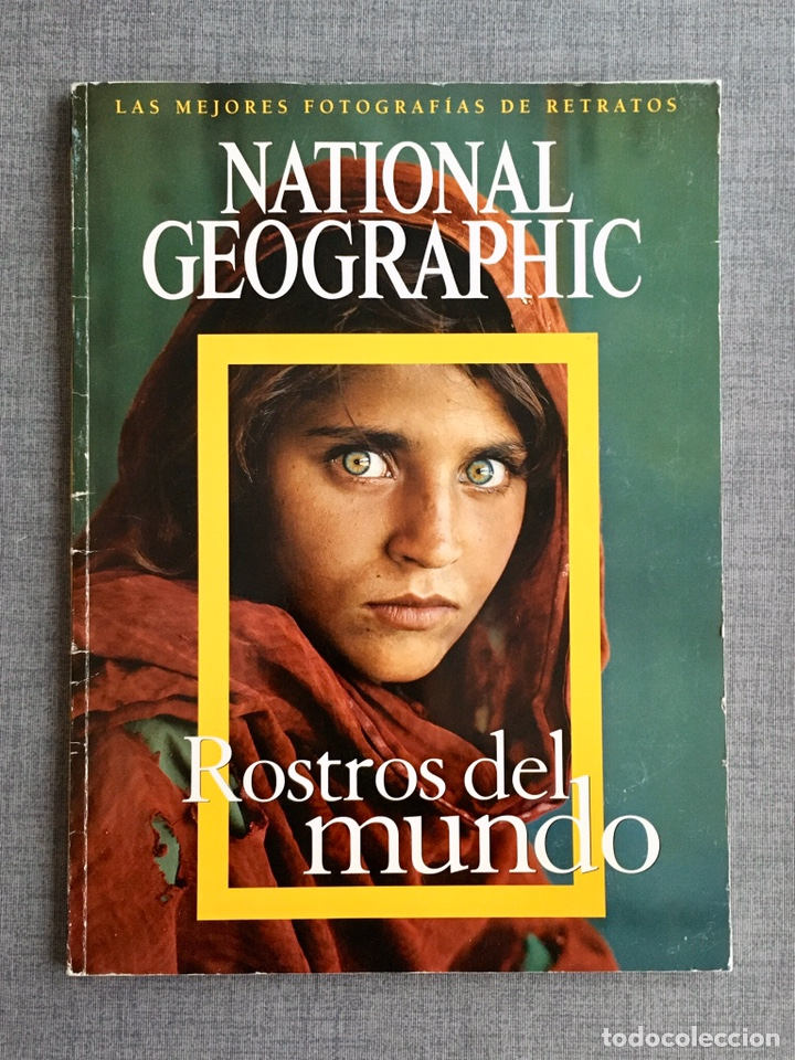 Coleccionismo de National Geographic: REVISTA NATIONAL GEOGRAPHIC, ROSTROS DEL MUNDO, RBA - Foto 1 - 190454588