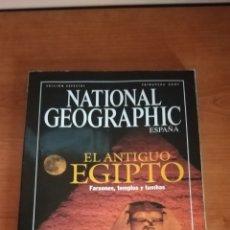 Coleccionismo de National Geographic: NATIONAL GEOGRAPHIC ESPAÑA PRIMAVERA 2001 EL ANTIGUO EGIPTO EDICIÓN ESPECIAL. Lote 190499682