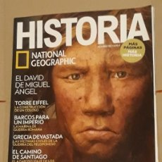 Coleccionismo de National Geographic: HISTORIA NATIONAL GEOGRAPHIC Nº 155 NEANDERTALES. Lote 191096190