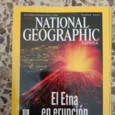 Coleccionismo de National Geographic: NATIONAL GEOGRAPHIC FEBRERO 2002. Lote 191217002