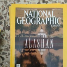 Coleccionismo de National Geographic: NATIONAL GEOGRAPHIC ENERO 2002. Lote 191217062