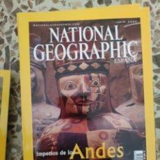Coleccionismo de National Geographic: NATIONAL GEOGRAPHIC JUNIO 2002. Lote 191217088