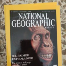 Coleccionismo de National Geographic: NATIONAL GEOGRAPHIC SEPTIEMBRE 2002. Lote 191217116