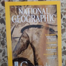 Coleccionismo de National Geographic: NATIONAL GEOGRAPHIC AGOSTO 2001. Lote 191217360