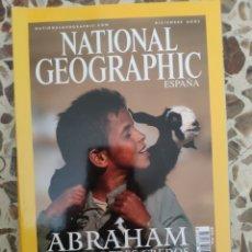 Coleccionismo de National Geographic: NATIONAL GEOGRAPHIC DICIEMBRE 2001. Lote 191217833