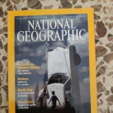 Coleccionismo de National Geographic: NATIONAL GEOGRAPHIC DICIEMBRE 2000. Lote 191217968