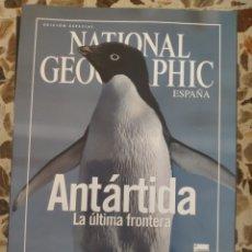 Coleccionismo de National Geographic: NATIONAL GEOGRAPHIC EDICIÓN ESPECIAL ANTARTIDA. Lote 191218668