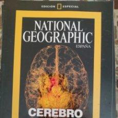 Coleccionismo de National Geographic: NATIONAL GEOGRAPHIC EDICIÓN ESPECIAL CEREBRO EMOCIONES. Lote 191218713