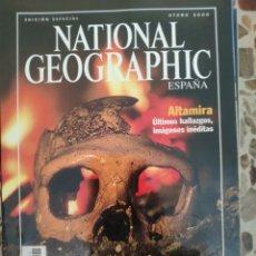Coleccionismo de National Geographic: NATIONAL GEOGRAPHIC EDICIÓN ESPECIAL LOS ORÍGENES DEL HOMBRE. Lote 191218755