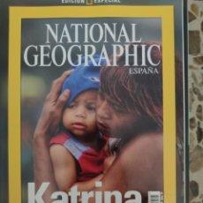 Coleccionismo de National Geographic: NATIONAL GEOGRAPHIC EDICIÓN ESPECIAL KATRINA. Lote 191218791
