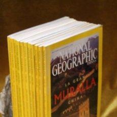 Coleccionismo de National Geographic: REVISTA NATIONAL GEOGRAPHIC,AÑO 2003,COMPLETO,. Lote 192632365