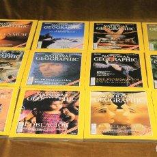 Coleccionismo de National Geographic: REVISTA NATIONAL GEOGRAPHIC,AÑO 1998,COMPLETO. EN ESPAÑOL.. Lote 192811840
