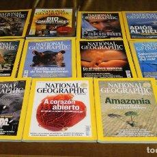 Coleccionismo de National Geographic: REVISTA NATIONAL GEOGRAPHIC,AÑO 2007,FALTA EL MES DE JULIO,EN ESPAÑOL.. Lote 193324087