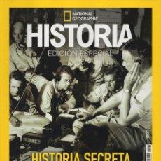 Coleccionismo de National Geographic: HISTORIA NATIONAL GEOGRAPHIC ESPECIAL N. 23 - HISTORIA SECRETA DE LA II GUERRA MUNDIAL, PARTE 1. Lote 193921776