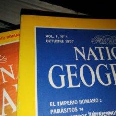 Coleccionismo de National Geographic: COLECCION COMPLETA DESDE EL NUMERO 1 DE OCUTUBRE 1997 A MARZO 2013 -188 EJEMPLARES. Lote 194093511