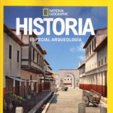 Coleccionismo de National Geographic: POMPEYA Y HERCULANO RECONSTRUCCIÓN 3D - ESPECIAL ARQUEOLOGÍA - HISTORIA NATIONAL GEOGRAPHIC. Lote 194233705