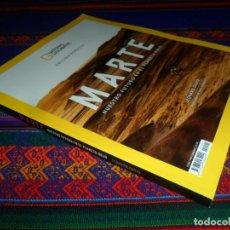Coleccionismo de National Geographic: MARTE NUESTRO FUTURO EN EL PLANETA ROJO DE LEONARD DAVID. NATIONAL GEOGRAPHIC EDICIÓN ESPECIAL Nº 1.. Lote 194260745