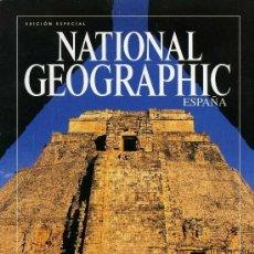 Coleccionismo de National Geographic: NATIONAL GEOGRAPHIC - EL MUNDO PERDIDO DE LOS MAYAS. Lote 194360683