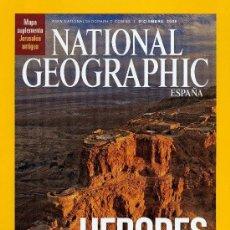 Coleccionismo de National Geographic: NATIONAL GEOGRAPHIC - DICIEMBRE 2008. Lote 194379725