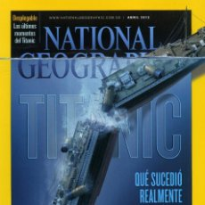 Coleccionismo de National Geographic: NATIONAL GEOGRAPHIC - ABRIL 2012. Lote 194380260