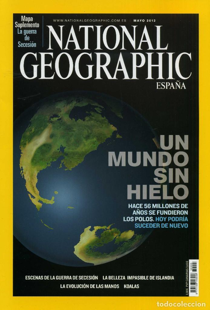 NATIONAL GEOGRAPHIC - MAYO 2012 (Coleccionismo - Revistas y Periódicos Modernos (a partir de 1.940) - Revista National Geographic)