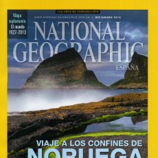 Coleccionismo de National Geographic: NATIONAL GEOGRAPHIC - DICIEMBRE 2013. Lote 194380731