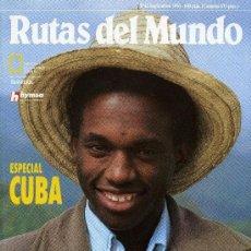 Coleccionismo de National Geographic: RUTAS DEL MUNDO - SEPTIEMBRE 1993. Lote 194650903