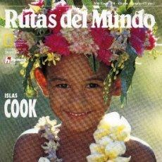 Coleccionismo de National Geographic: RUTAS DEL MUNDO - ENERO 1994. Lote 194650912