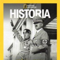 Coleccionismo de National Geographic: CRÓNICA VISUAL DE LA SEGUNDA GUERRA MUNDIAL - DOSSIER SIGLO XX - HISTORIA NATIONAL GEOGRAPHIC. Lote 194862880