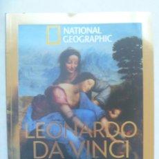 Coleccionismo de National Geographic: NATIONAL GEOGRAPHIC , ESPECIAL EDICION COLECCIONISTA 5 º CENTENARIO DE LEONARDO DA VINCI. Lote 194892916