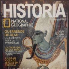 Coleccionismo de National Geographic: HISTORIA NATIONAL GEOGRAPHIC N.188 . LOS ENIGMAS DEL LIBRO DE LOS MUERTOS .. Lote 194950915