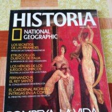 Coleccionismo de National Geographic: HISTÒRIA NATIONAL GEOGRAPHIC - NÚMERO 45. Lote 195003056