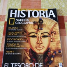 Collectionnisme de National Geographic: HISTÒRIA NATIONAL GEOGRAPHIC - NÚMERO 24. Lote 195003120