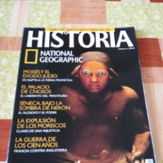 Collectionnisme de National Geographic: HISTÒRIA NATIONAL GEOGRAPHIC - NÚMERO 25. Lote 195003177