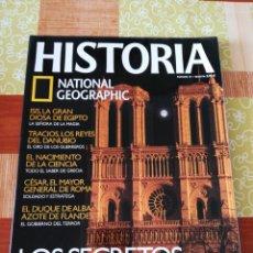 Coleccionismo de National Geographic: HISTÒRIA NATIONAL GEOGRAPHIC - NÚMERO 49. Lote 195003322
