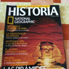 Collectionnisme de National Geographic: HISTÒRIA NATIONAL GEOGRAPHIC - NÚMERO 26. Lote 195003715