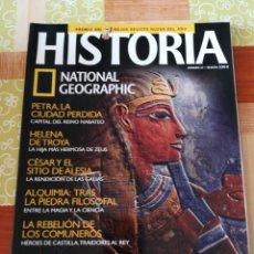 Coleccionismo de National Geographic: HISTÒRIA NATIONAL GEOGRAPHIC - NÚMERO 27. Lote 195003897