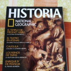 Coleccionismo de National Geographic: HISTÒRIA NATIONAL GEOGRAPHIC - NÚMERO 41. Lote 195004107