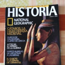 Coleccionismo de National Geographic: HISTÒRIA NATIONAL GEOGRAPHIC - NÚMERO 19. Lote 195005681