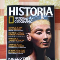 Coleccionismo de National Geographic: HISTÒRIA NATIONAL GEOGRAPHIC - NÚMERO 52. Lote 195006115
